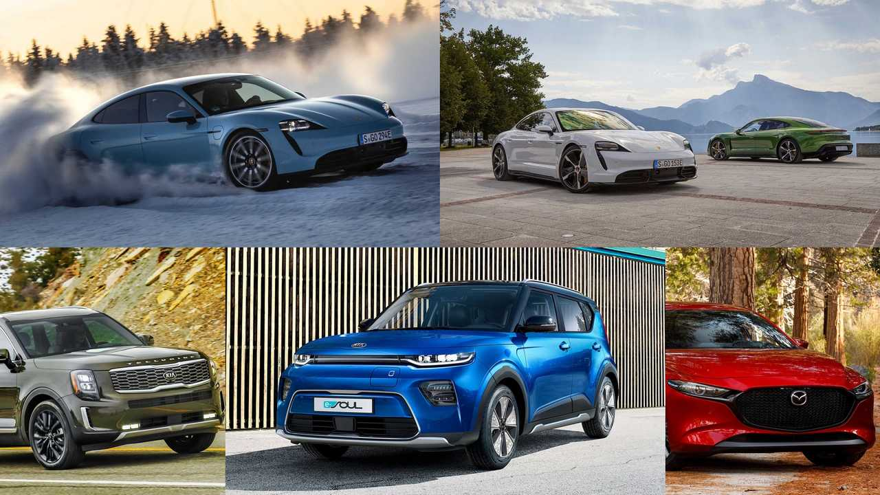 Porsche Taycan And Kia Soul EV At 2020 World Car Awards: EVs Show They Rule