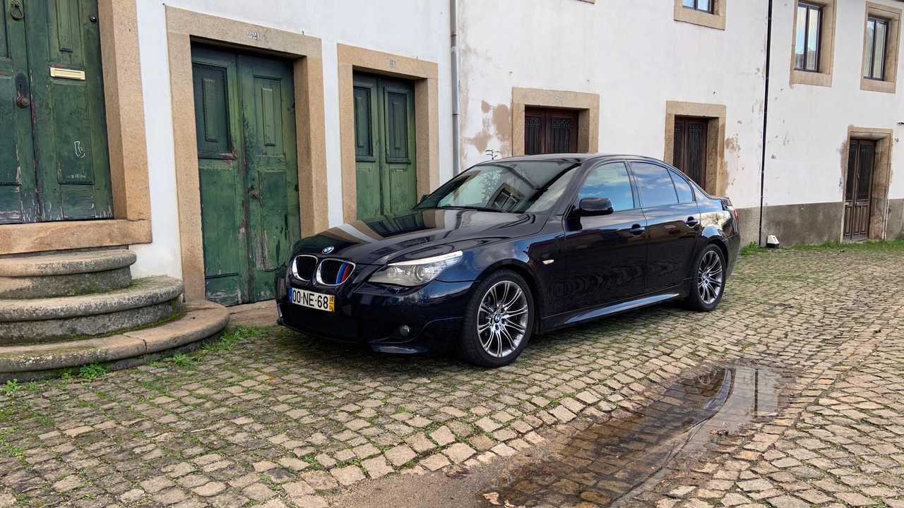 BMW 5-й серии (E60)