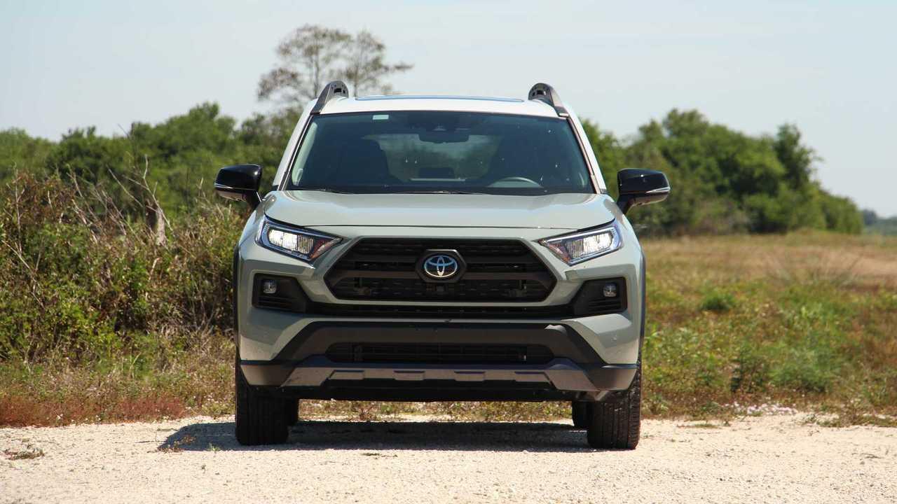 2020 Toyota RAV4 TRD Off-Road: Drive Notes