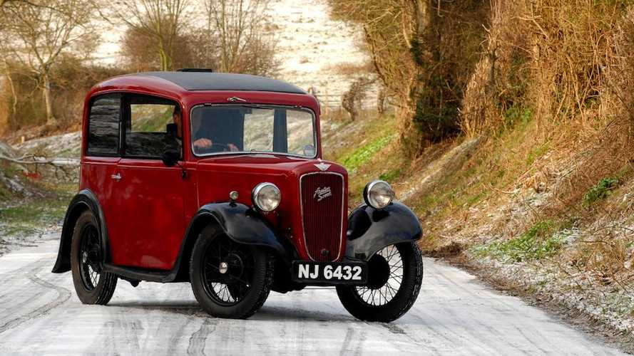 Austin Seven Buying Guide