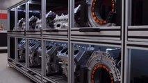 Acura NSX Engine Details