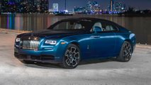 2020 Rolls-Royce Wraith Black Badge: Feature