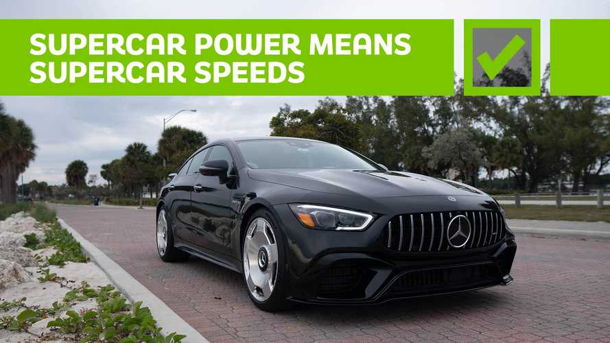 2020 Mercedes-AMG GT 63 S 4-Door: Pros And Cons