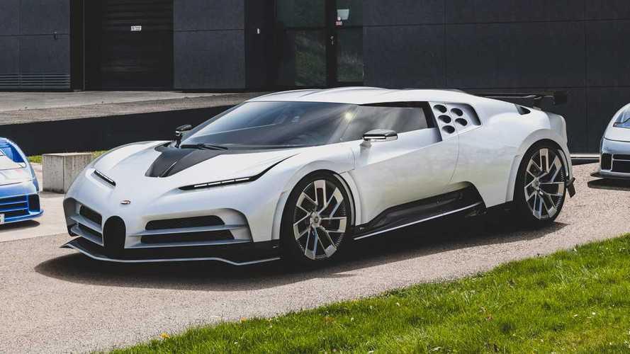 Ronaldo ha ordinato una Bugatti Centodieci da 9 milioni di dollari