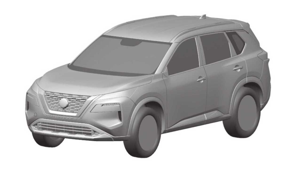 Nissan X-Trail 2021 - Imagens de registro