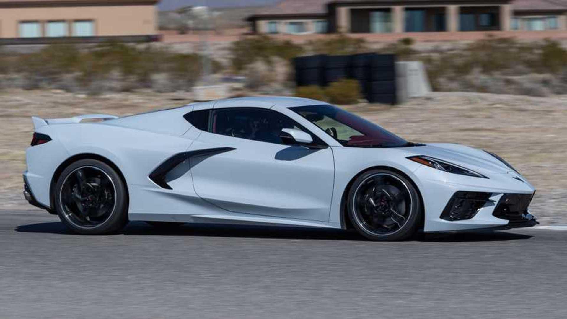 2020 Corvette Z07 Redesign