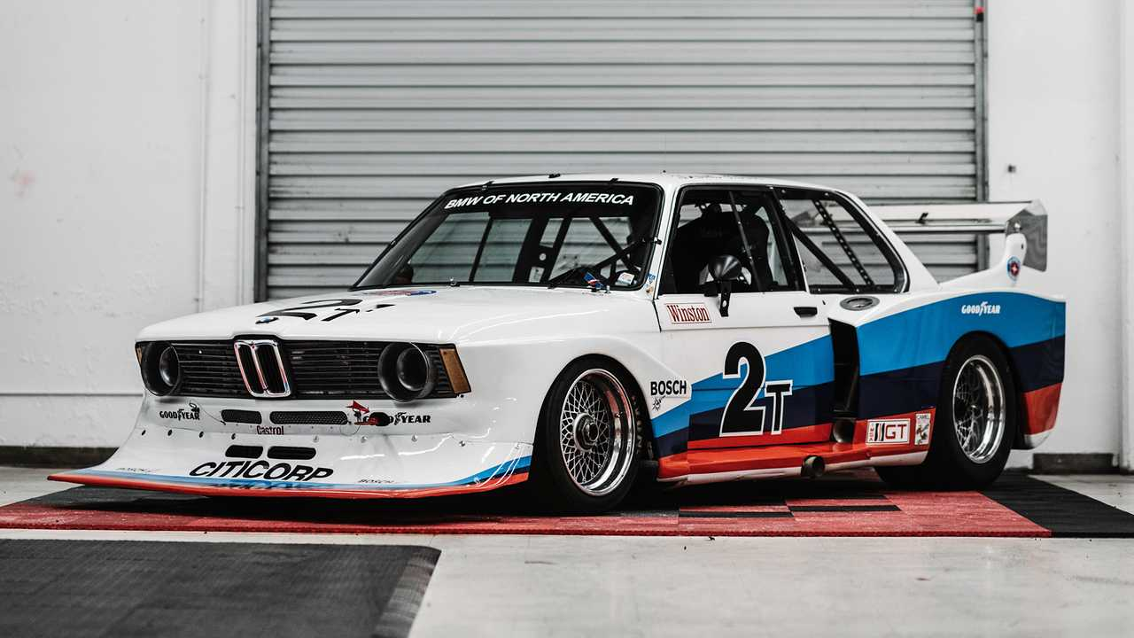 BMW 320i Turbo IMSA (1978) - 677.000 euro