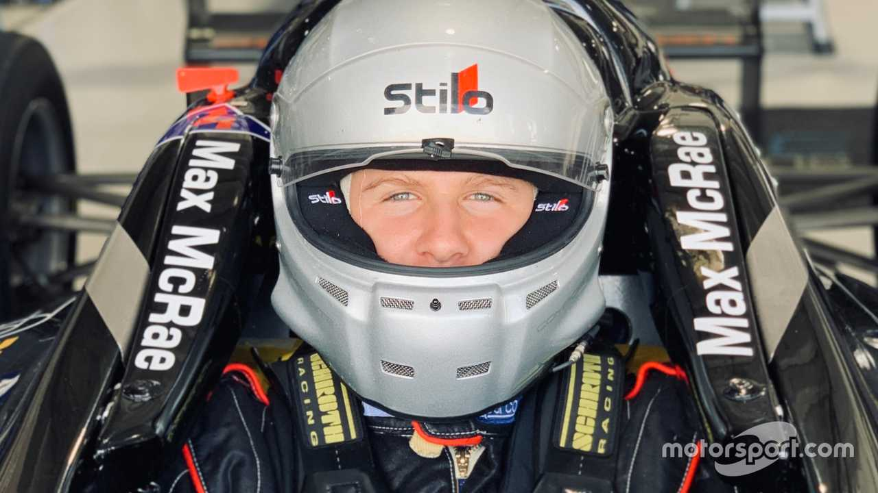 Max McRae at Formula 1000 Round 1 Barbagallo Raceway 2020