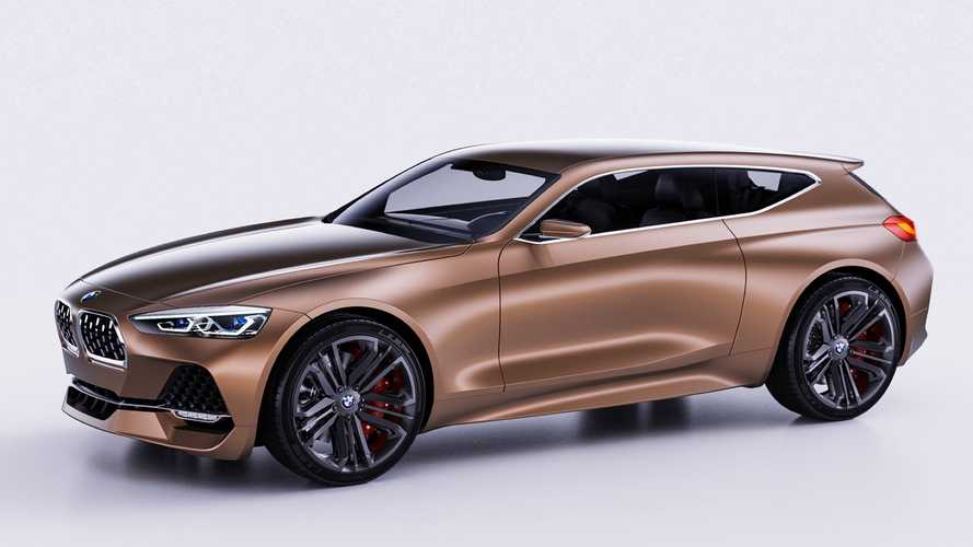 This beautiful BMW shooting brake concept imagines a better future