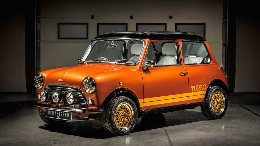 Simon Cowell's James Bond Lotus Esprit Turbo-inspired Mini revealed