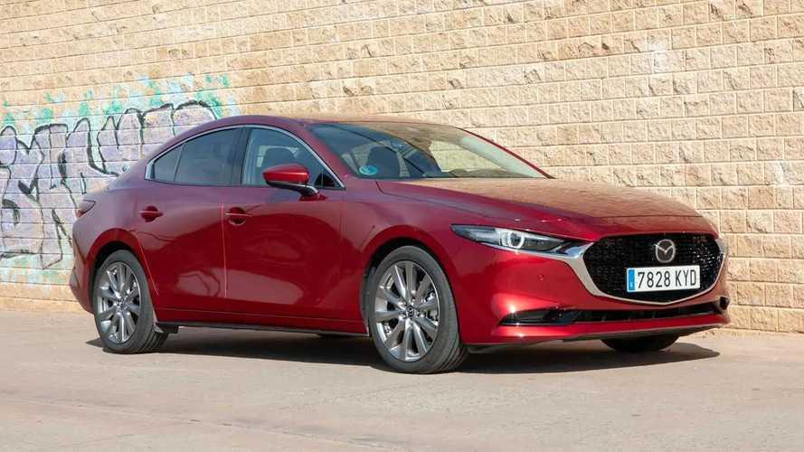 Mazda3 Sedan (2021), la prova su strada