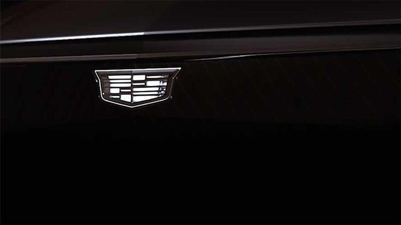 Cadillac Lyriq/Celestiq badge