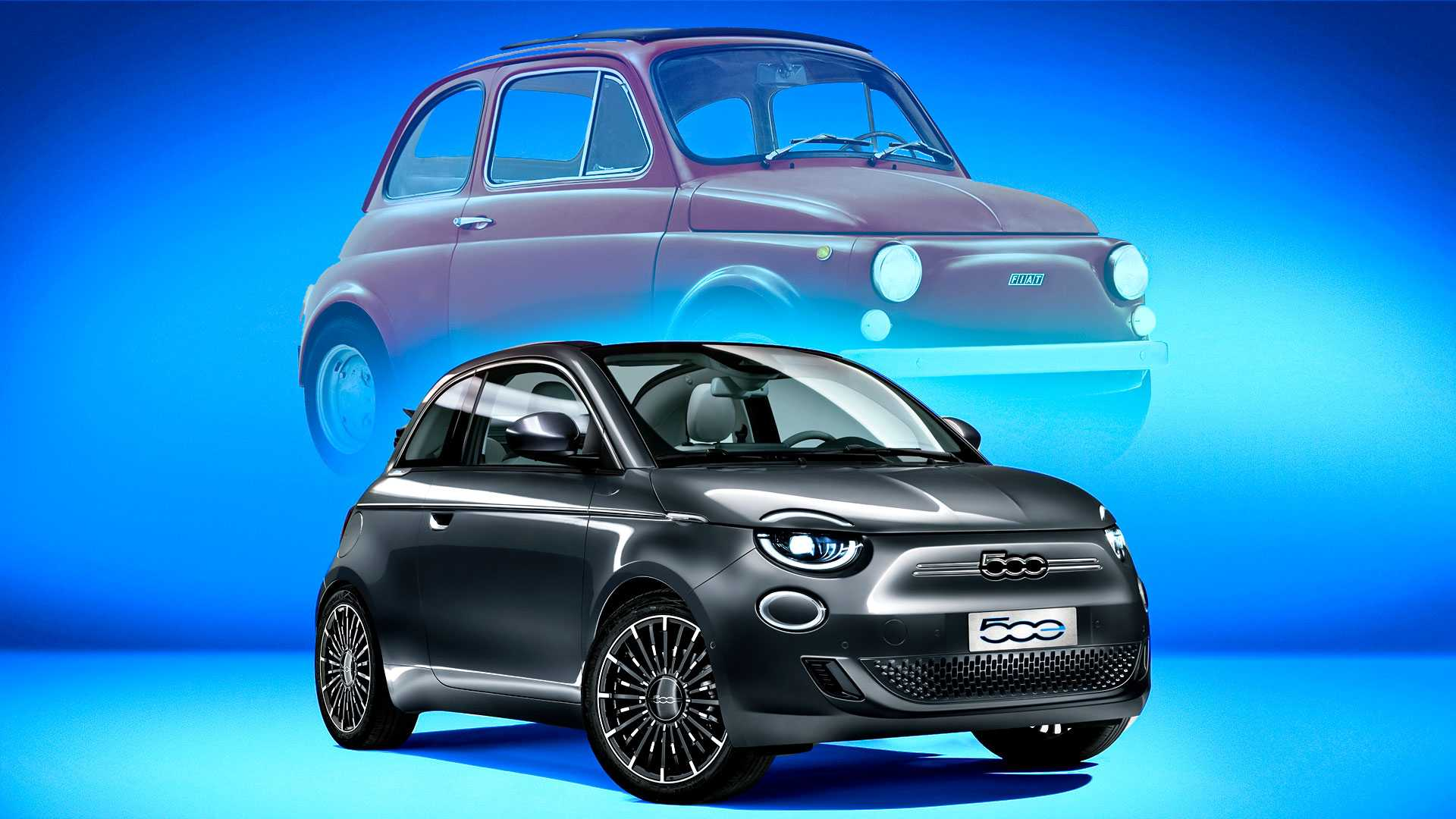 New Fiat 500e Revealed With 199