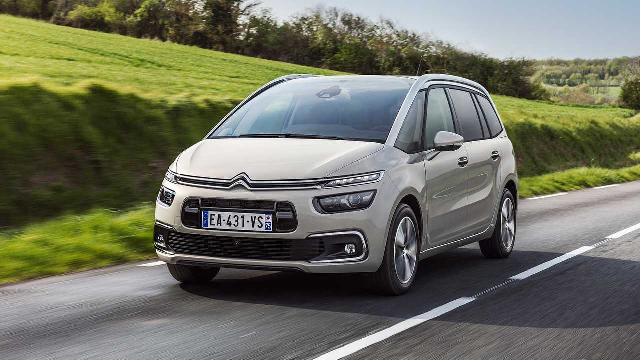 Citroen C4 SpaceTourer/Grand C4 SpaceTourer