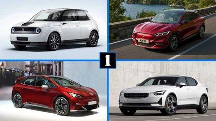 DIAPORAMA - Les voitures électriques les plus attendues de 2020