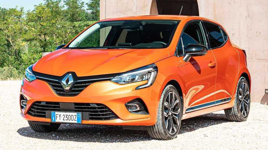 Renault Clio, la 1.0 GPL costa 17.050 euro