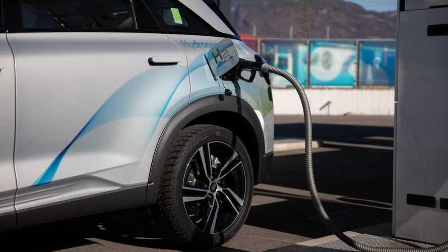 Quanto costa fare il pieno a un'auto a idrogeno