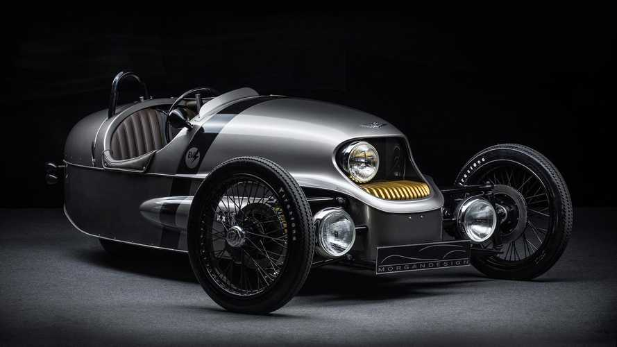 Electric Morgan three-wheeler set for 2018 production