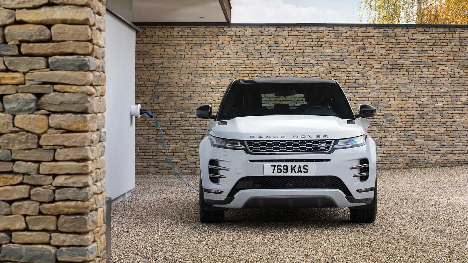 Land Rover Range Rover Evoque P300e 2020