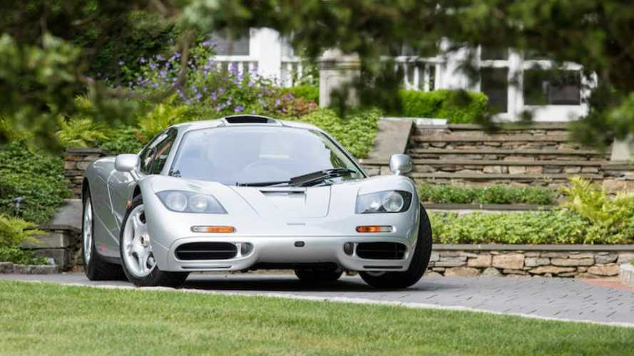 Formula 1 Champion Lewis Hamilton May Have Bought A McLaren F1