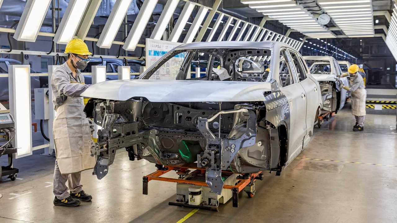 Usine Renault de Wuhan