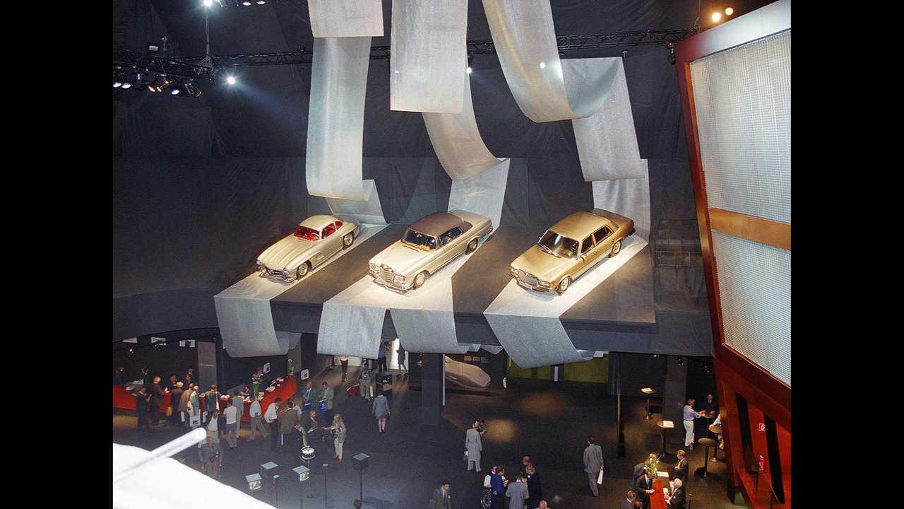 IAA-Historie: 1999