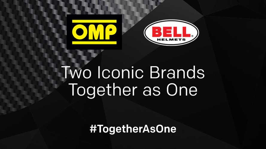 OMP Racing acquista Bell Racing Helmets Group