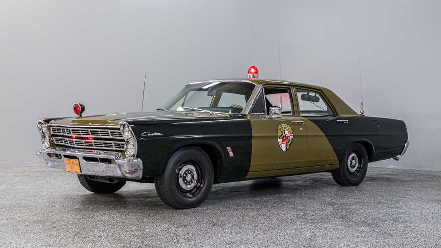 Stop 'Em Dead With A 1967 Ford Custom Police