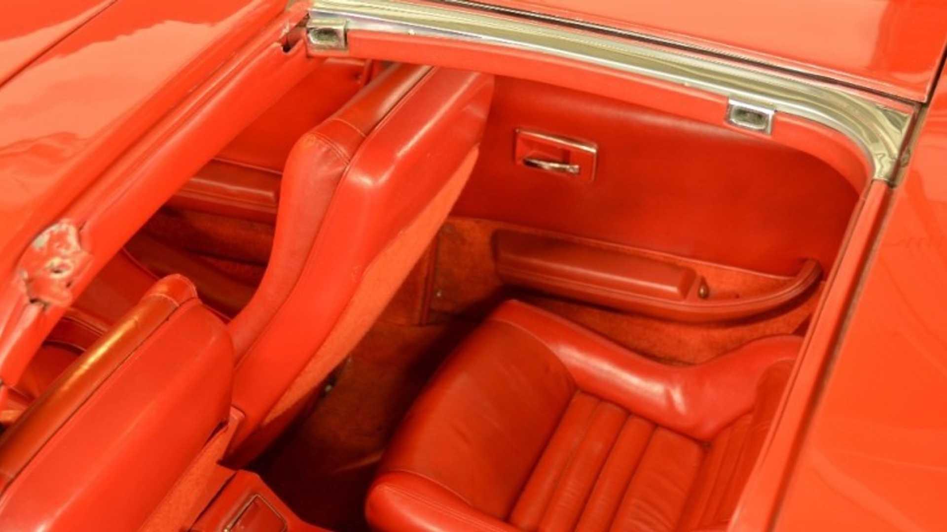 """[""""Own An Incredibly Rare 4-Door Factory 1980 Chevy Corvette""""]"""