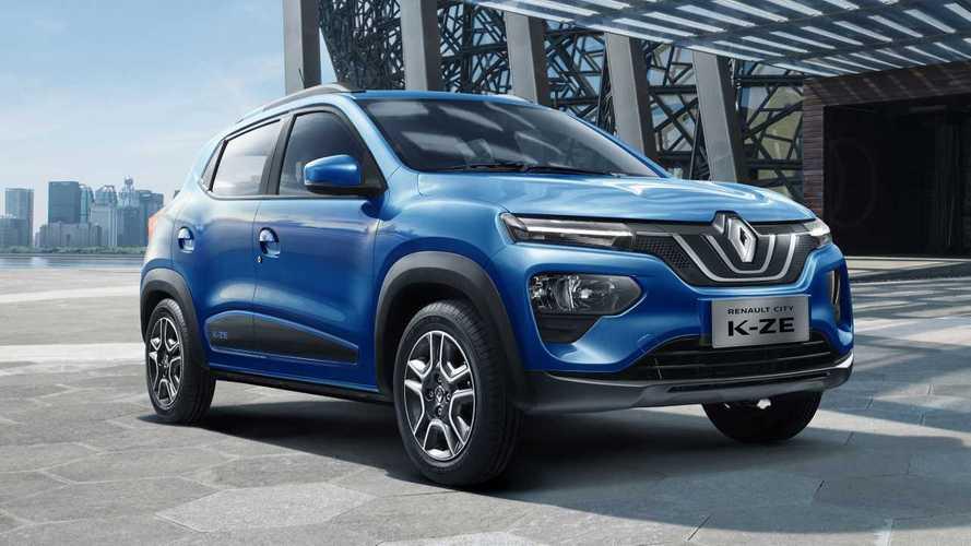 La Renault City K-ZE arriva in Europa nel 2021