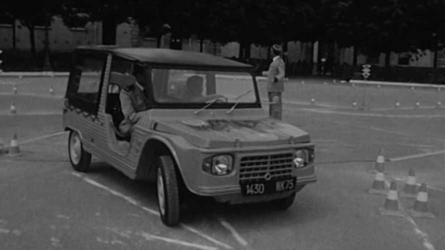 Citroën Origins comparte nuevos archivos del INA y el podcast (POP)ULAIRE