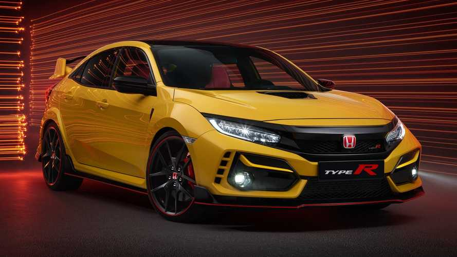 Honda Civic Type R goes hardcore with new Limited Edition