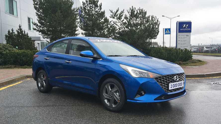 Hyundai предложила россиянам особо безопасный Solaris