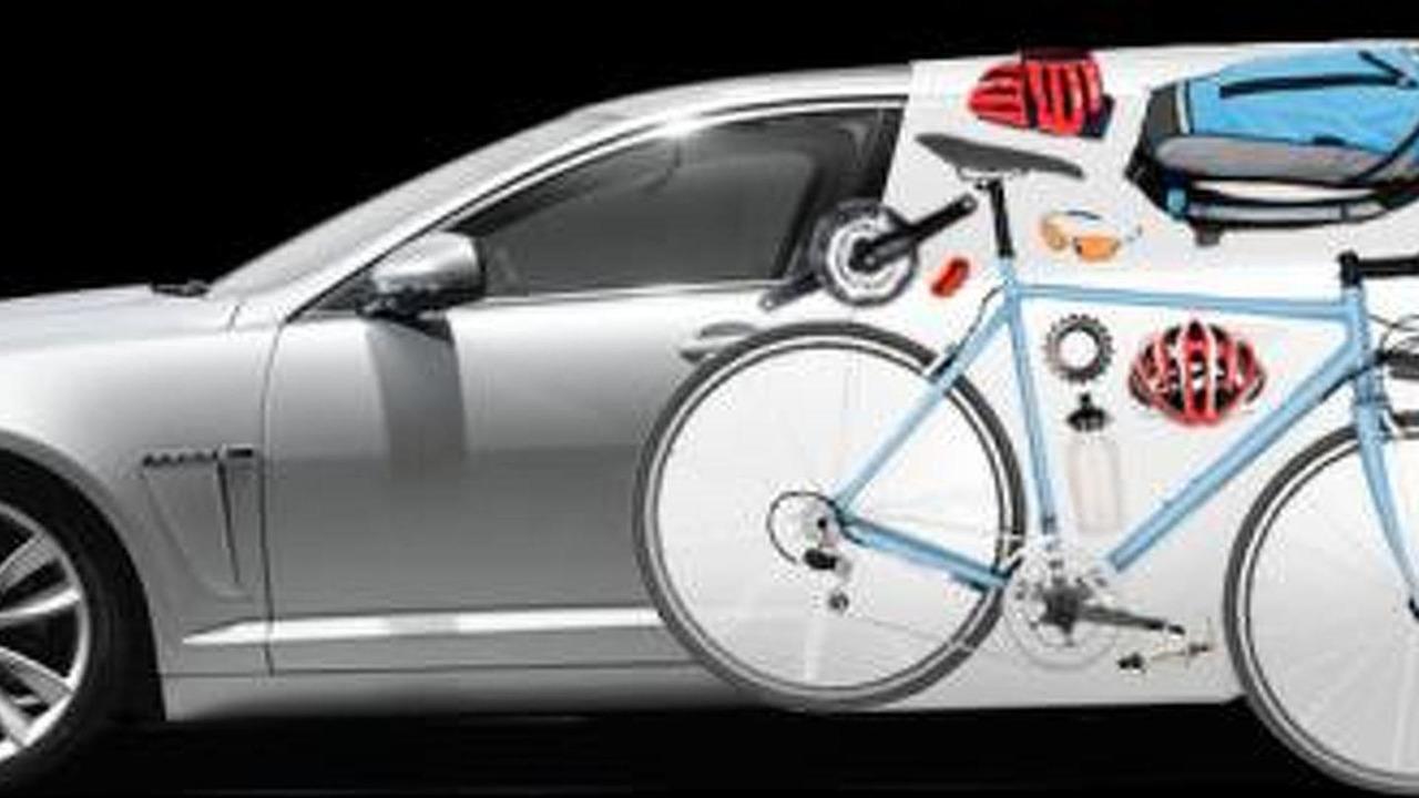 Jaguar XF Sportbrake teaser image - 06.1.2012