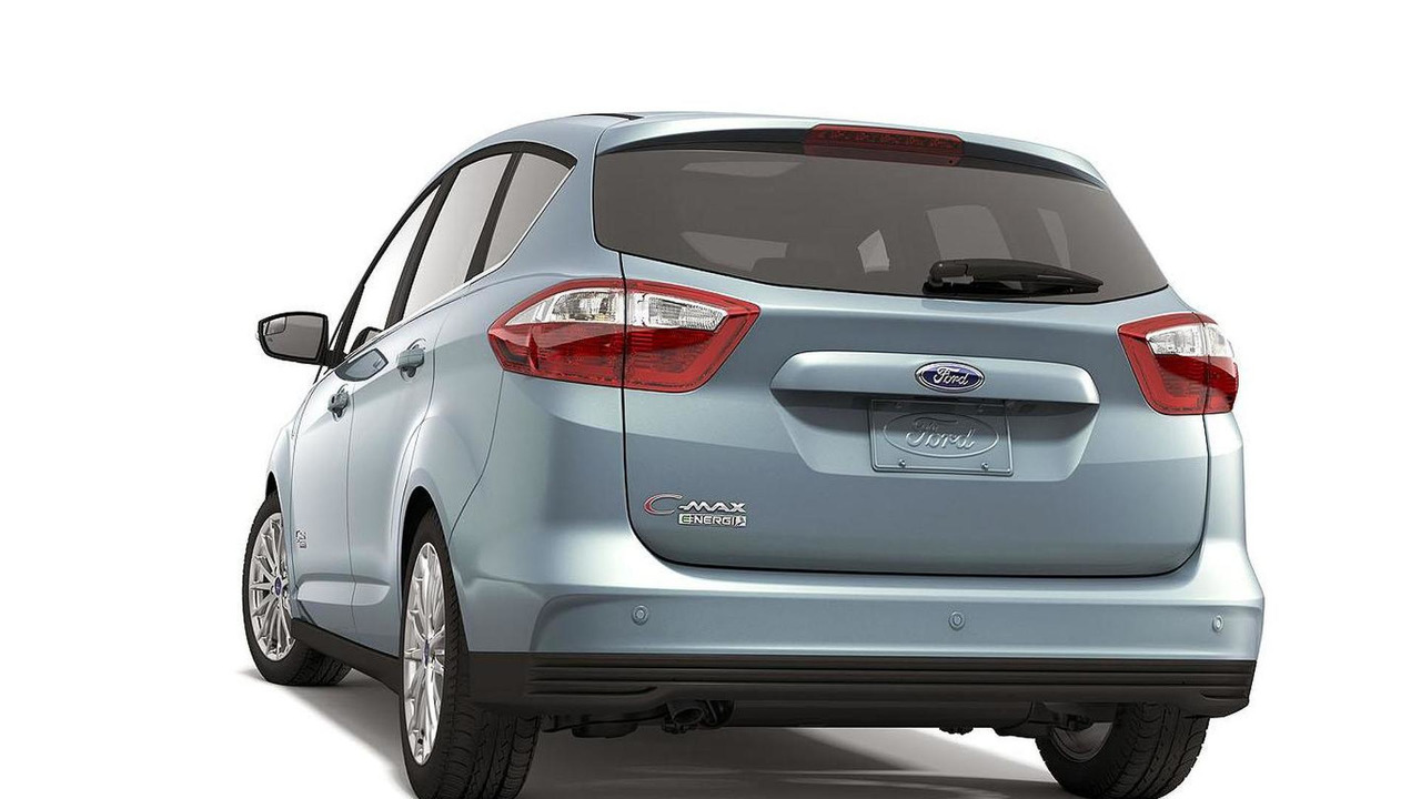 2013 model ford c max
