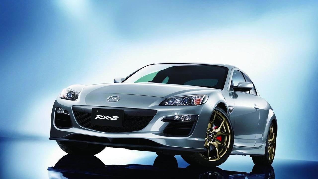 Mazda RX-8 Spirit R special edition JDM 07.10.2011