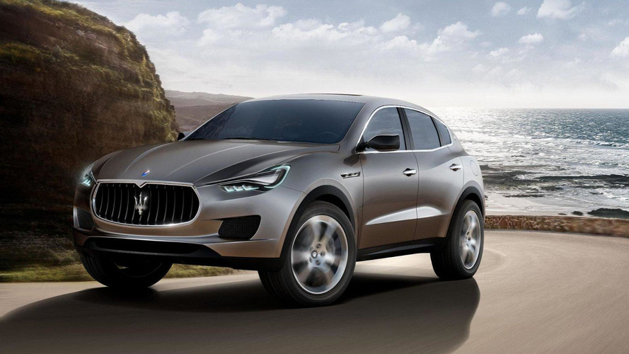 Maserati considering fake engine noises for diesel models - report