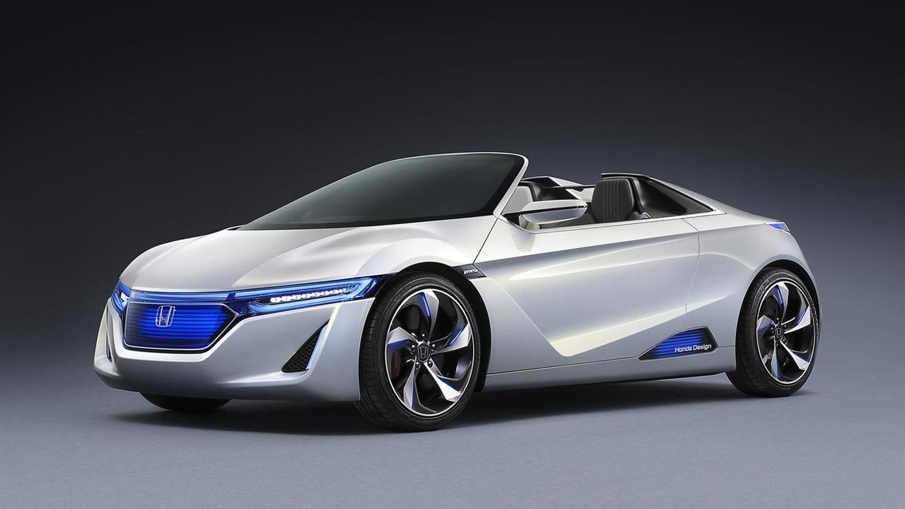 Honda Small Sports Ev Concept Ster