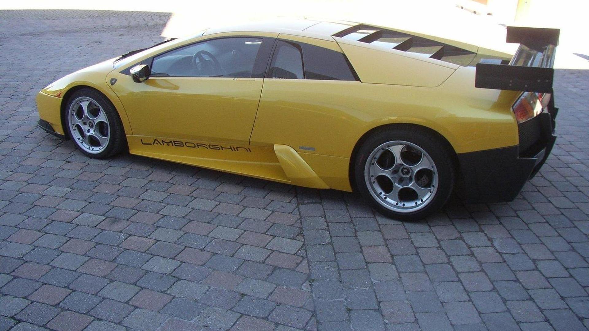 Lamborghini Murcielago Sv Body Kit By Dmc