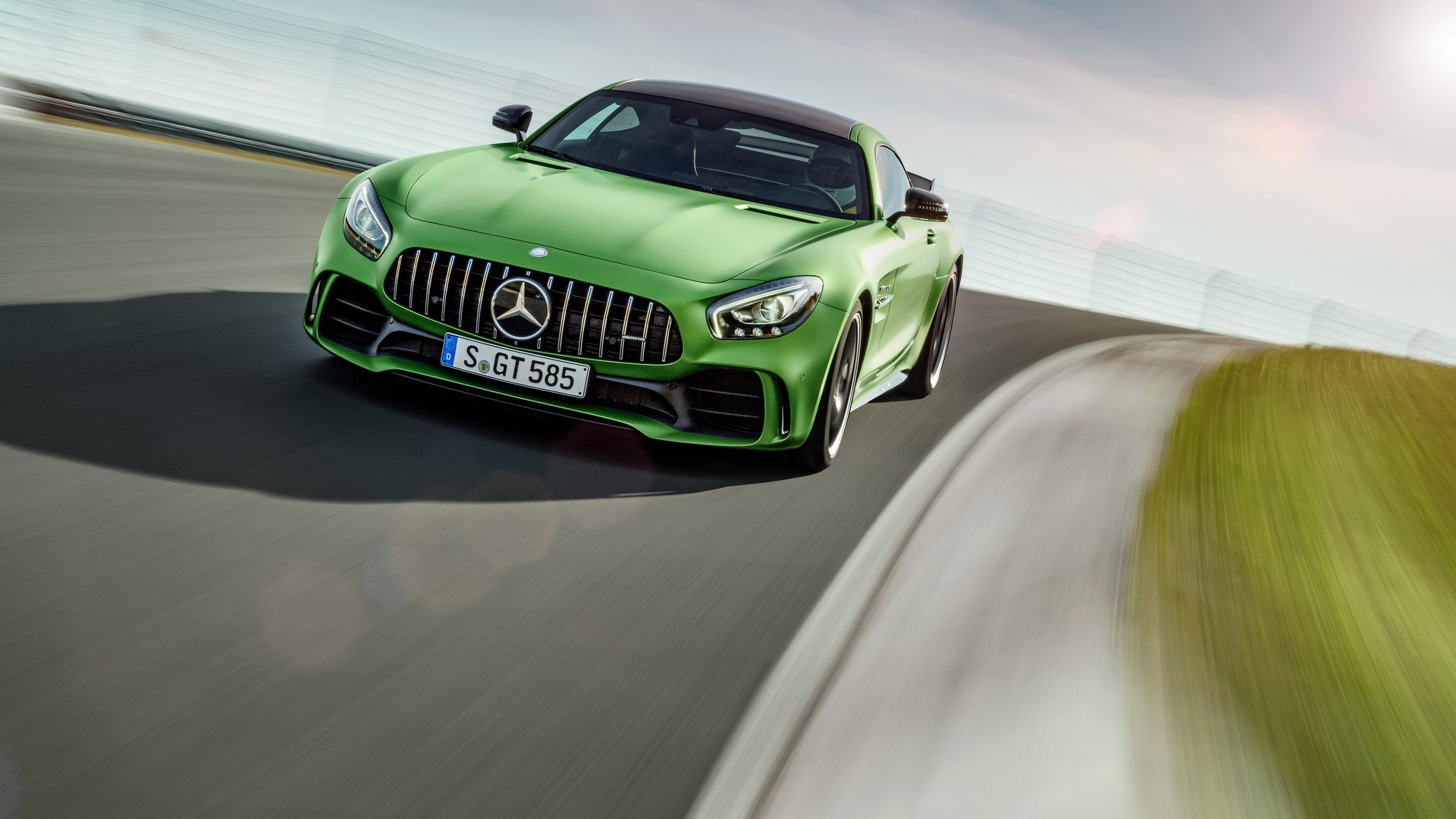 Mercedes-AMG releases a ton of GT R videos on