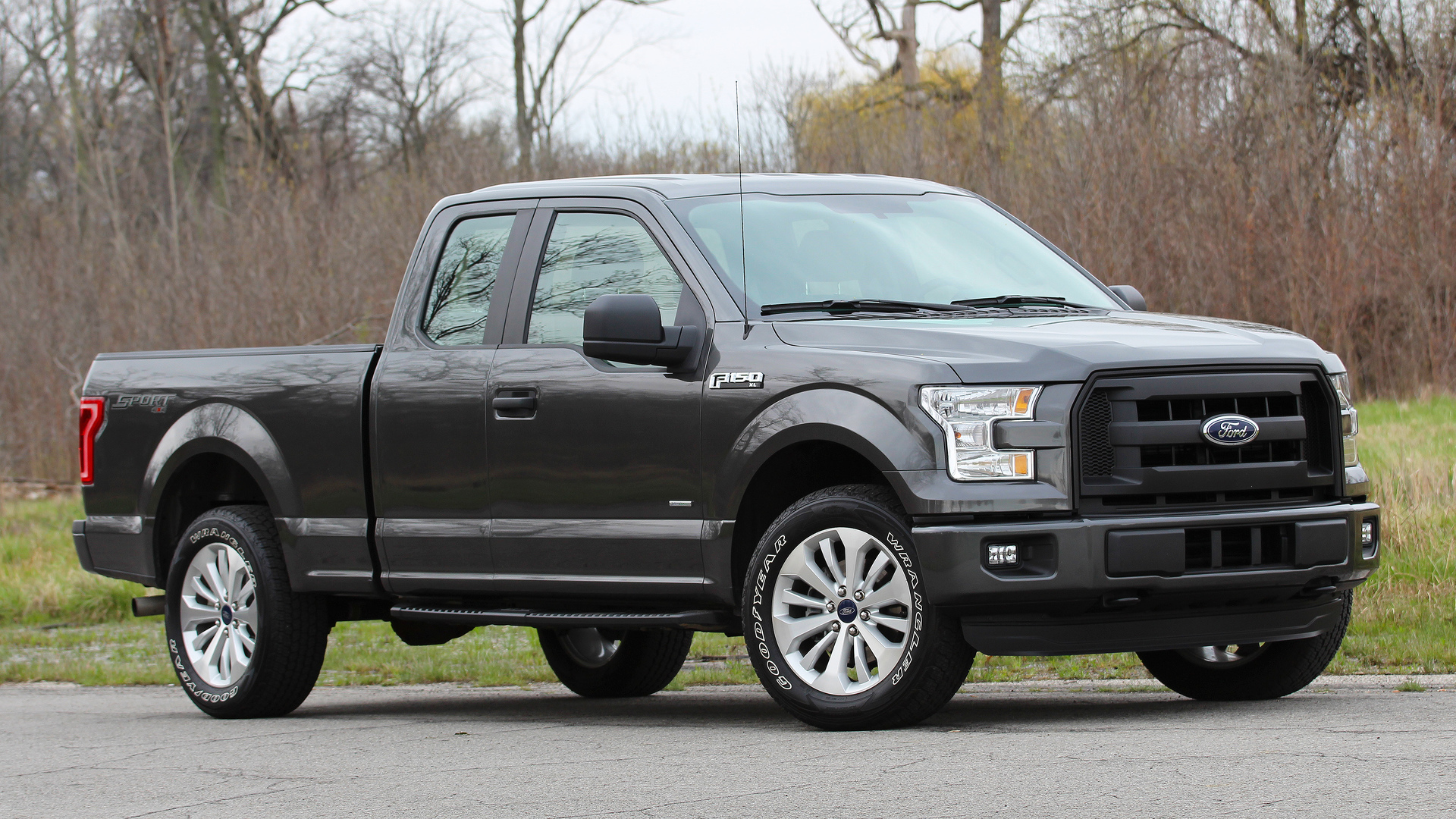 Review 2016 ford f 150 xl 4x4