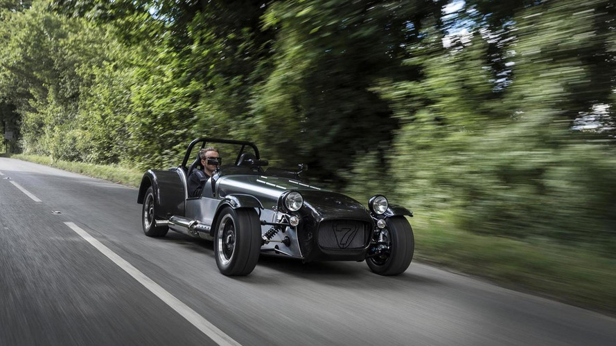 Caterham celebrates Superlight's 20th anniversary with 135 bhp Superlight Twenty special edition