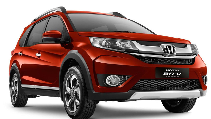 Honda BR-V prototype debuts at GIIAS 2015