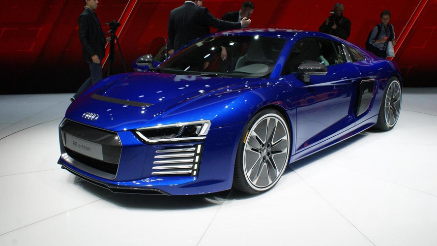 New Audi E-Tron supercar may not happen until battery tech improves