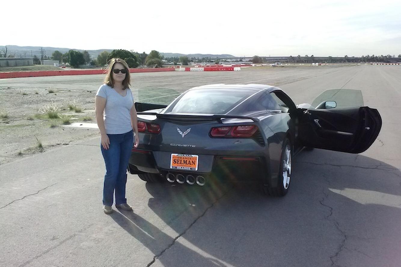 Your Ride: 2014 Chevrolet Corvette Stingray