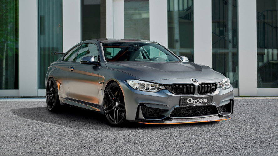 La nouvelle BMW M4 GTS par G-Power