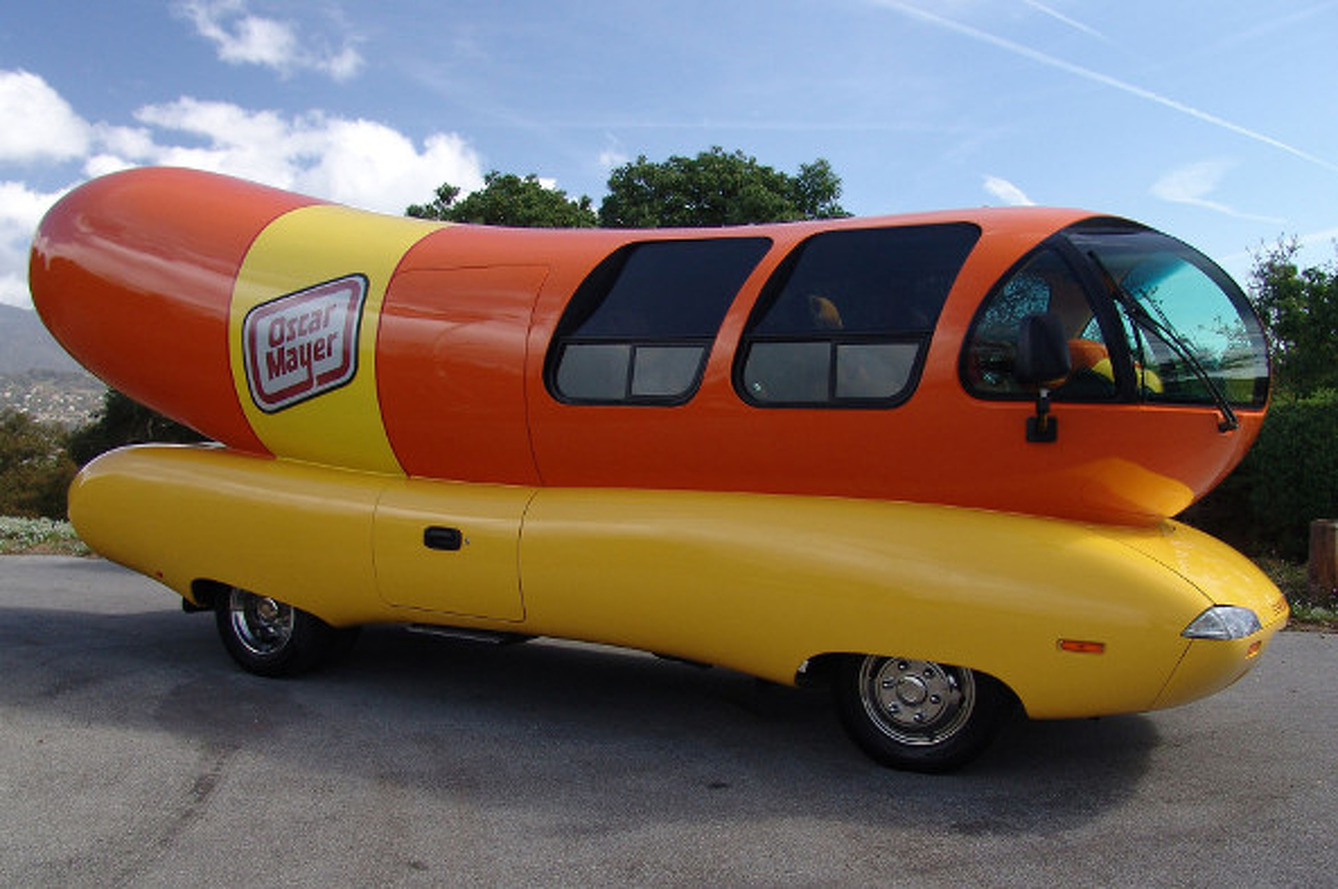 Road Dog: The Story of the Oscar Mayer Wienermobile