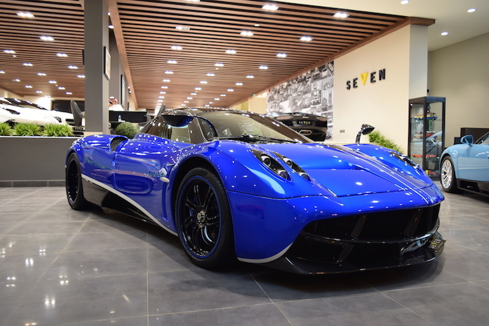 Pagani Huayra For Sale >> The Very First Pagani Huayra Ever Made Is For Sale