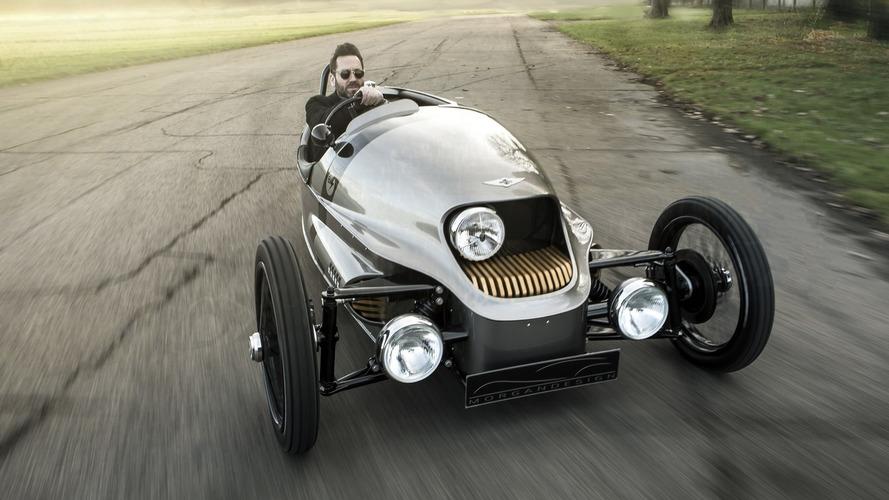 Morgan frena el desarrollo del EV3, pero promete futuros eléctricos