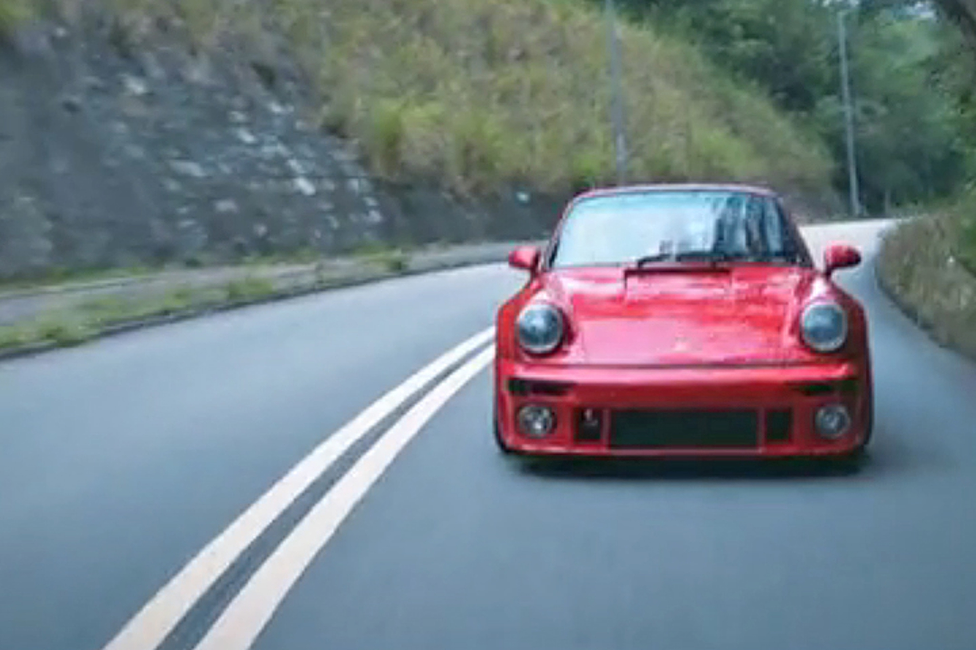 This Short Film Will Make You Fall in Love with the Rauh Welt Porsche
